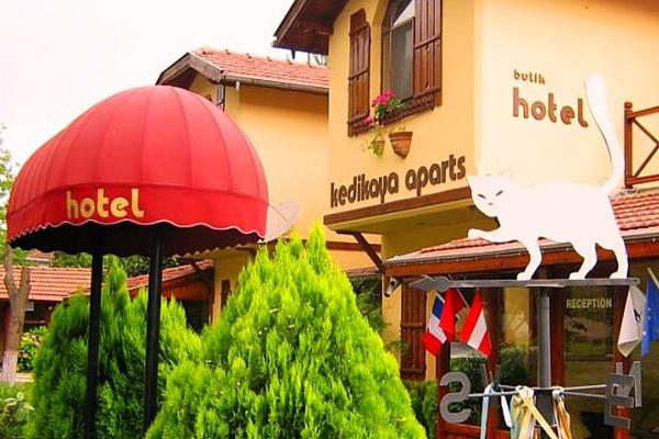 sapanca gölü butik otel