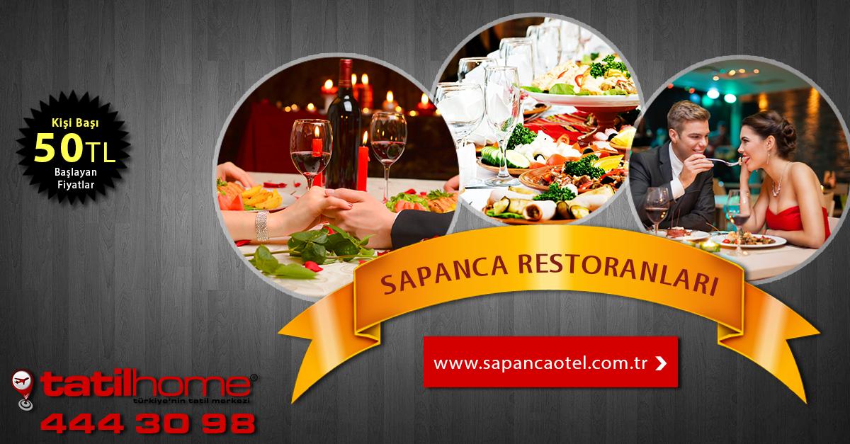 sapanca restoranları