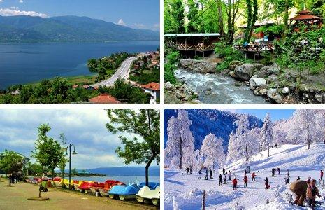 Sapanca Tatil Fırsatları