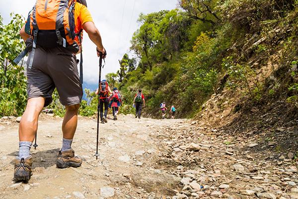 sapancada trekking